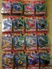 Power Rangers Dino Super Charge Series 1 & 2 lot of 16 Brand New Factory Sealed