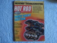 Hot Rod 1972 June How to Paint Flames, Brake Lines, Independent Suspension