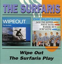The Surfaris - Wipeout / Play [New CD]