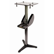Detroit GRINDER BENCH STAND 278x245x740mm, Floor Mountable, Cast Iron Base