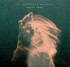 The Temperance Movement White Bear CD 2016 & 15th Jan 2016