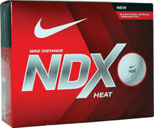 10 Dozen (120) Nike Distance Ndx Heat Logo Golf Balls Free Ship