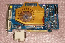 AGP Grafikkarte Nvidia Geforce 6600GT - 128MB DDR3 - Galaxy - AGP8x