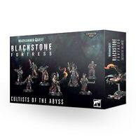 40K Blackstone Fortress: Cultists of The Abyss NIB WMG