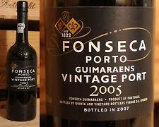2005er Guimaraens Vintage Port - aus dem Hause Fonseca !!!!!