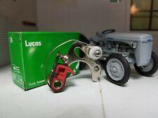 Genuine Later Lucas 25D Distributor Points Ferguson Tractor TE20 TEA20 FE35 TED