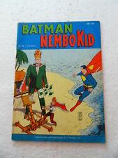 Batman Nembo Kid 69  . Mondadori 1965 . FN