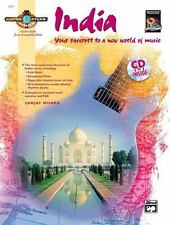 Guitar Atlas India: Your Passport to a New World of Music, Book & CD (National G