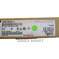 New In Box SCHNEIDER Modicon 140DAO84210 Output Module 100-230VAC