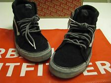 Urban Outfitters Vans SK8-HI REISSUE CA OVER WASHED PLAID NINE IRON BLANC Men 9