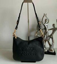 Coach Jes Leather Hobo Shoulder bag Black