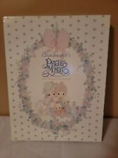 Precious Moments Grandmothers Memory Book - New in Box