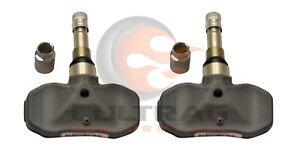 2005-2009 C6 Corvette GM TPMS Tire Pressure Monitoring Sensor Set Of 2 With Nuts