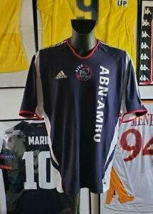 Maillot jersey shirt maglia trikot 2005 2006 05/06 ajax Amsterdam vintage XL