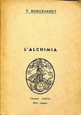 T. Burckhardt = L'ALCHIMIA