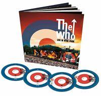 The Who - Live in Hyde Park (Coloured 3lp) [Vinyl LP] 3LP NEU OVP