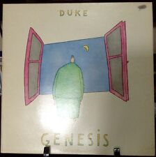 GENESIS Duke ALBUM Released 1980 Vinyl/Record  Collection US pressed