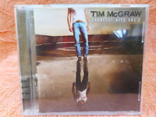 TIM McGRAW REFLECTED GREATEST HITS VOLUME 2(BONUS TRACK) C.D.NEW