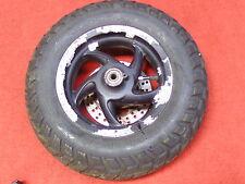 Vorderrad Felge schwarz vorne Piaggio TPH 50 80 125 5 Speichen 120/90-10 Pirelli