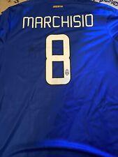 Nike Juve Marchisio Signed Shirt Jersey Firmata Autografata XL MAGLIA Juventus