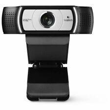 Logitech C930E Webcam - 960-000971 - 1080P 60 fps Zoom & Microsoft Teams - Black