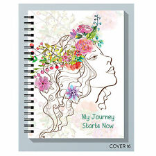 A5 Diet Food Diary WEIGHT WATCHERS Compatible Journal Planner Book 3 month -B16