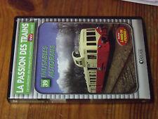 $$  DVD La Passion des Trains n°39 Inusables Autorails A bord du Picasso / RTG