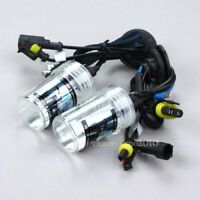2xCar HID Xenon Headlight Lamp Light For H7R 43K 4300K 55W Bulbs Replacement 12V