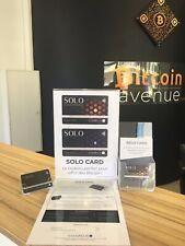 Ethereum ERC-20 Wallet Solo Card Coinplus