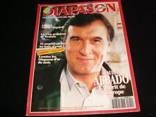 DIAPASON FRENCH MAGAZINE<> FEBRUARY 1993  #390 <> CLAUDIO ABBADO