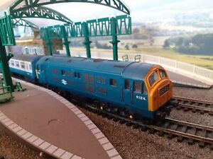 Hornby Class 29 in Br Blue Nicely detailed