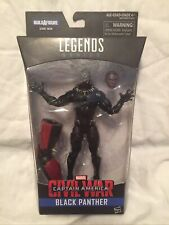 Marvel Legends CIVIL WAR BLACK PANTHER