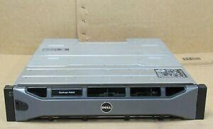 Dell EqualLogic PS4210X 24 Bay SAS iSCSI SAN 2x Type 19 controller 24x 900GB SAS