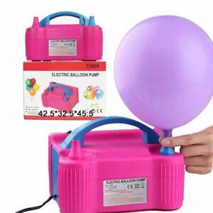 BalBalloon Pump Electric Air Pump Children's Birthday Wedding Party Supplies HOT