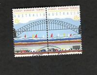 1992 Australia SC #1296 SYDNEY HARBOUR TUNNEL Θ used stamp