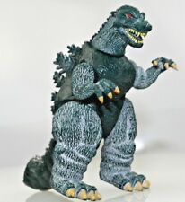 """Vintage Posable Green Godzilla 4"""" With Sound - Missing End of Tail Roar!"""