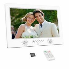 10,1 Zoll Digitaler Bilderrahmen 1024x600 Auflösung mit Fernbedienung