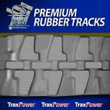 "Takeuchi TB016 Hitachi EX15 (Lotus Root) 9"" Rubber Track"