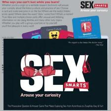 Sex Smarts - The Provocative Q&A Game | question answer party