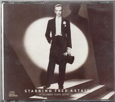 STARRING FRED ASTAIRE - A COLUMBIA YEARS SERIES RELEASE 2CD 1989 C2K44233