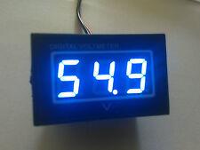 Golf Cart Digital Voltage Meter battery Gauge 36 or 48 Volt Club Car EZGO Yamaha