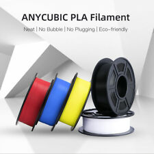 ANYCUBIC PLA Filament 1.75mm 1KG For FDM Imprimante 3D No tangle Neat Spool EU