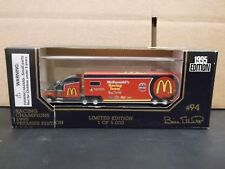 Racing Champions 1995 Ed 1:87 NASCAR #94 Bill Elliott McDonald's Transporter