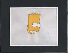 The Simpsons Bart Simpson Original Production Cel Fox