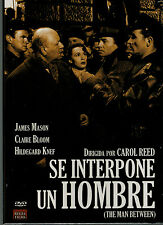 Se interpone un hombre (The Man Between) (DVD Nuevo)