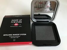 Make Up For Refillable Empty Palette With Mirror NEW in Box