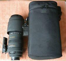 GREAT Sigma  150-500mm f/5-6.3 APO HSM  OS lens for Nikon mount