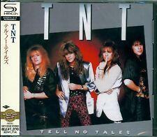 TNT TELL NO TALES 2012 JPN RMST SHM CD - GIFT PERFECT - Tony Harnell - Westworld