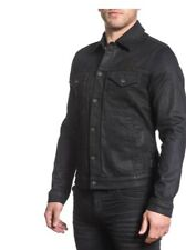 Affliction - AMPLIFY - Men's Denim Jacket - NEW - Black M
