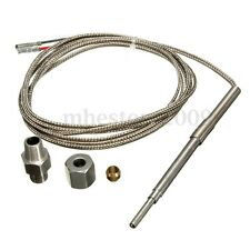 EGT Thermocouple K type Temperature Sensors for Exhaust Gas Temp Probe w 2m Lead